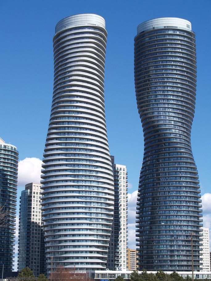 Absolute Towers, Canada