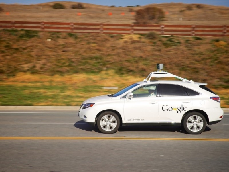 Self driving cars